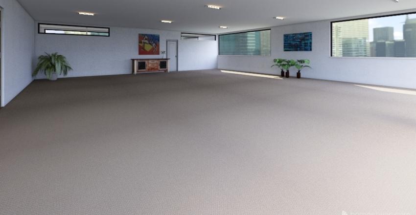 YIDL Ashram Auckland - Proposed v.N3 Interior Design Render