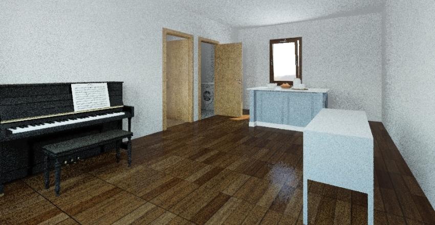 1 Redburn Road Interior Design Render