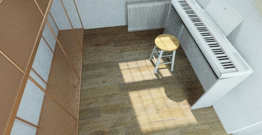 504 Prospect Ave Interior Design Render