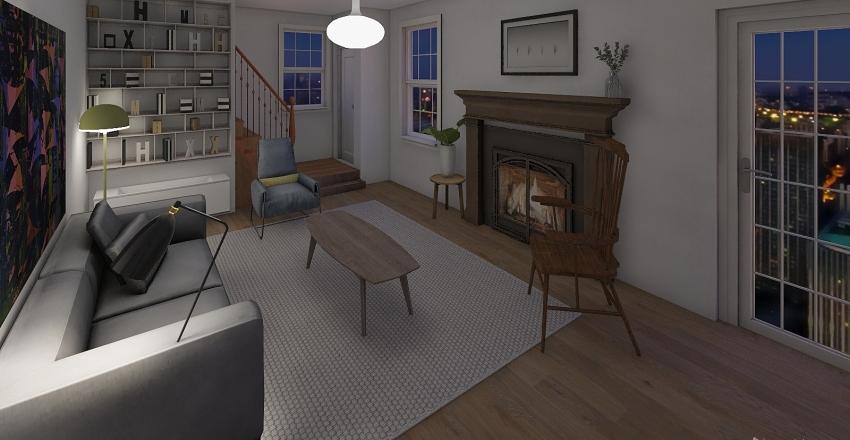 Greycourt Interior Design Render