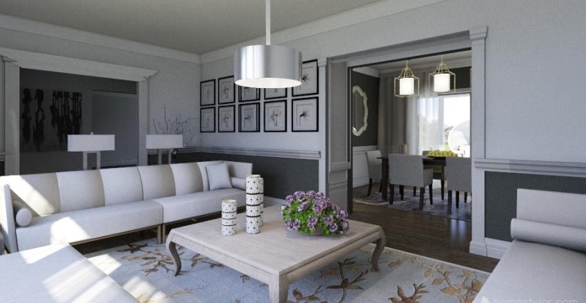 TERZA 10 Interior Design Render