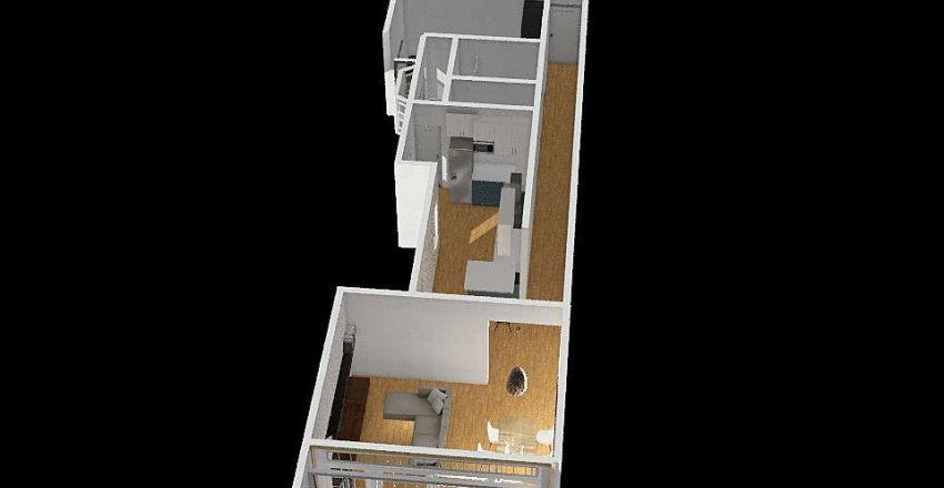 sants 2 primera opcion Interior Design Render