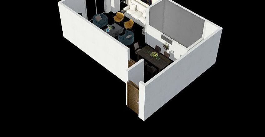 PROYECTO PABON Interior Design Render