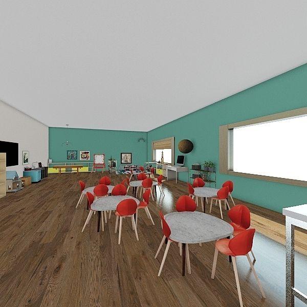 clase marta Interior Design Render