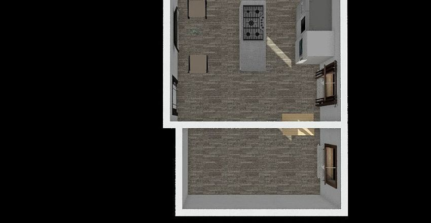 cucinona Interior Design Render
