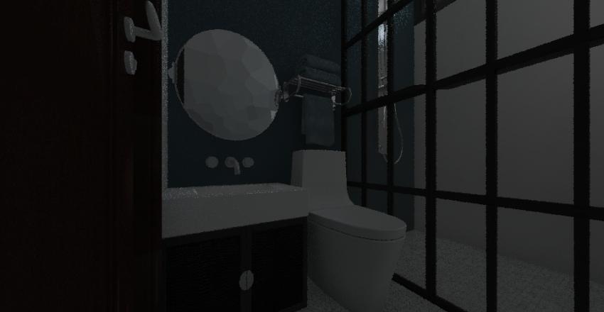 NATURE BATHROOM Interior Design Render