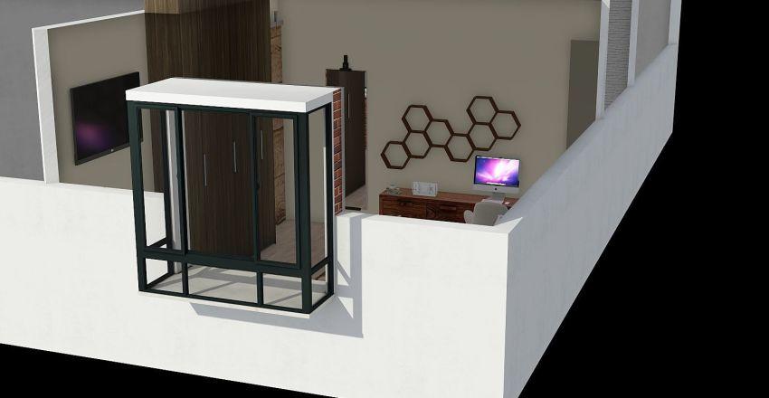 rudde Interior Design Render