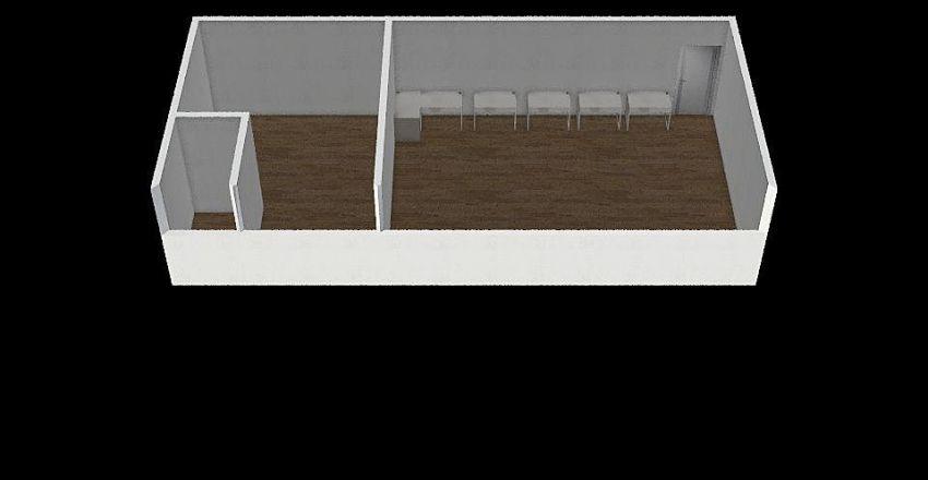 CC CL Chorrera Interior Design Render