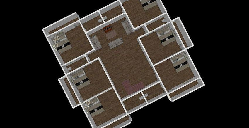 Pandit Vill Interior Design Render