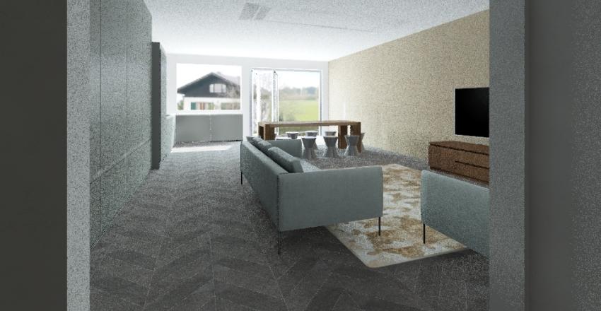 Taira Home Interior Design Render