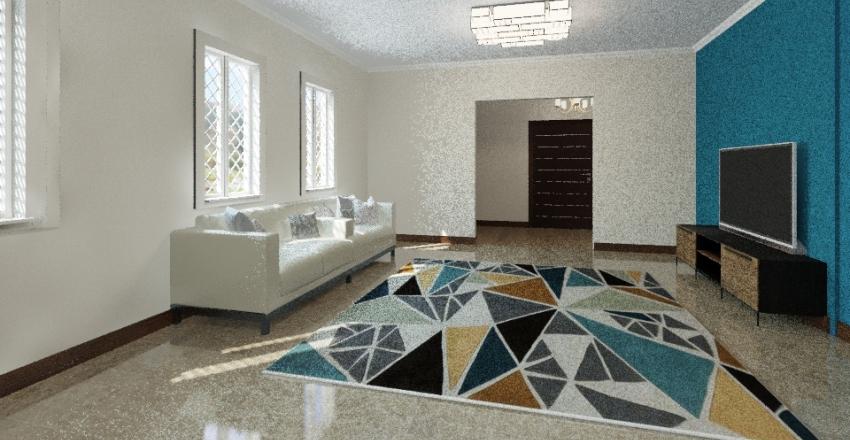 Meyer House 3 Interior Design Render