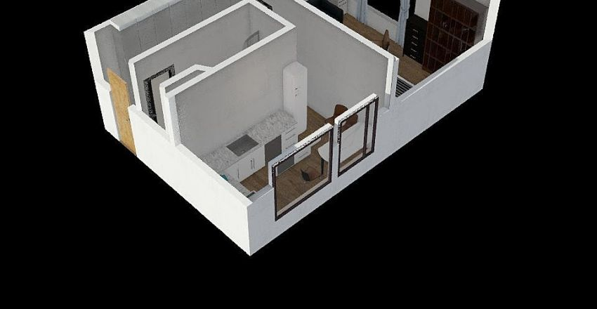 kralupy Interior Design Render