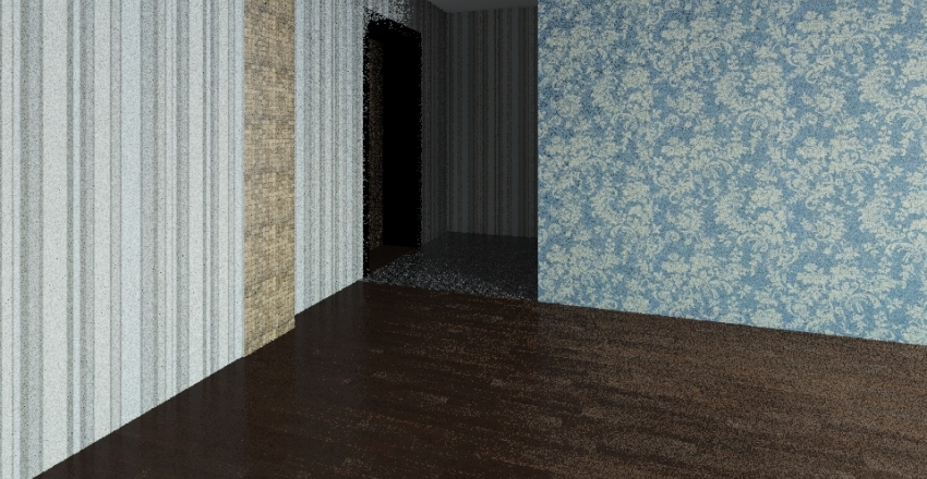 моск Interior Design Render