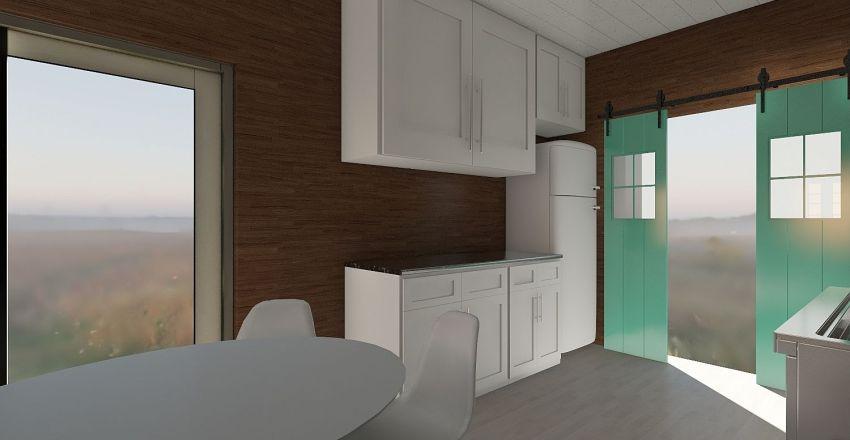 Antonina 51 M2  Interior Design Render