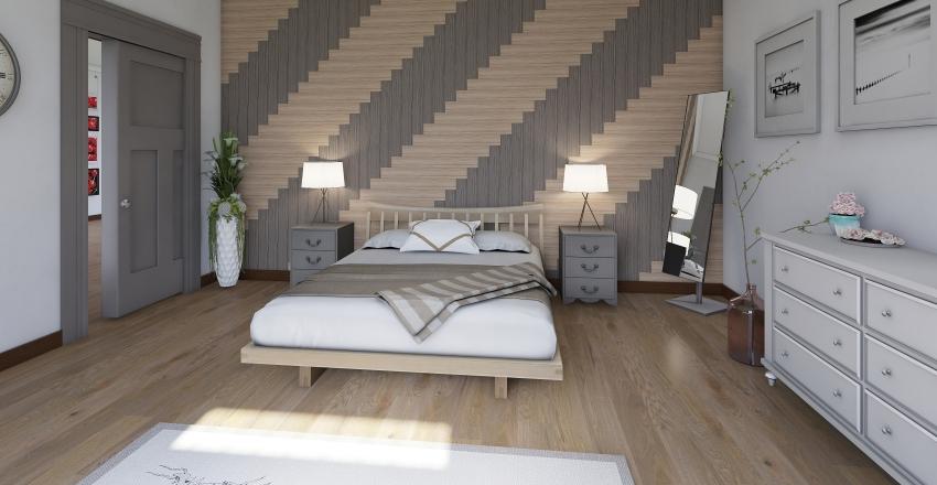 The Simple Life Interior Design Render
