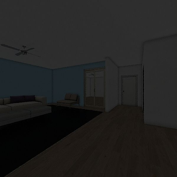 Ground Floor-West Norbrook Heights Interior Design Render