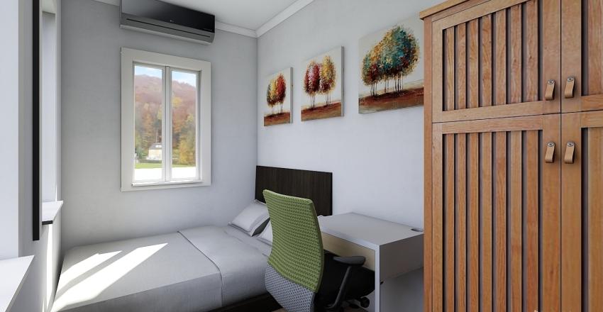 Easy Living Interior Design Render