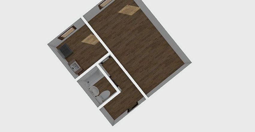 1-комн_012_10_1 Interior Design Render