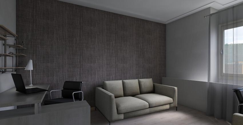 proect zalo Interior Design Render