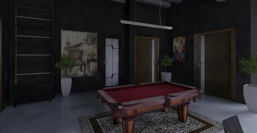 Rest house Interior Design Render
