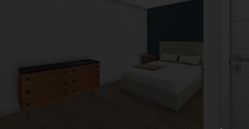 CAMBRIDGE MEWS BED V1 Interior Design Render