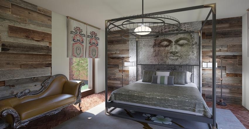 YAMA HAUS Interior Design Render