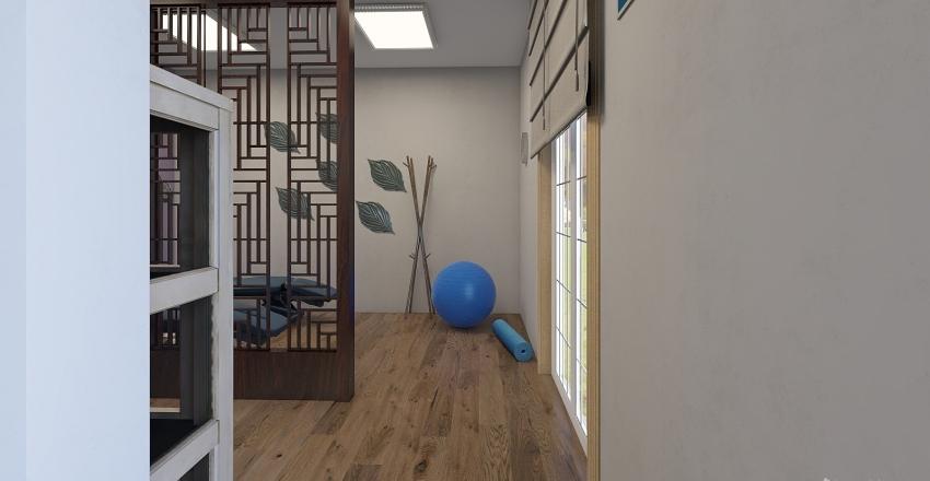Consultorio 2 Interior Design Render