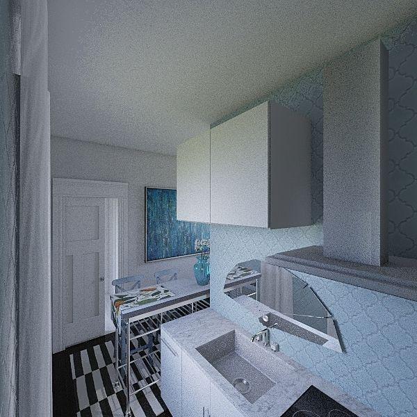 30nm Interior Design Render