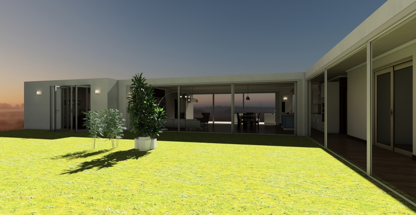 Our New home - Second Amendements Interior Design Render