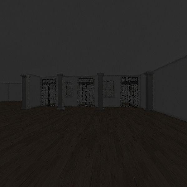 Fort Munru Plot Design 84*62ft Interior Design Render
