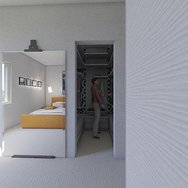 casettaBis Interior Design Render