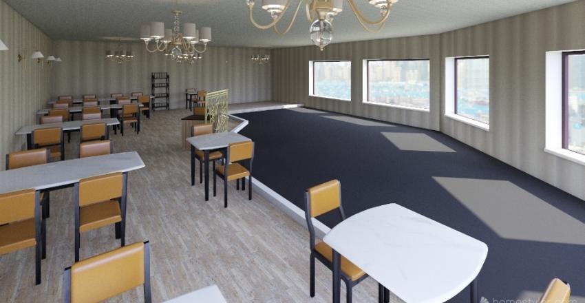 Dos Estaciones pa Interior Design Render