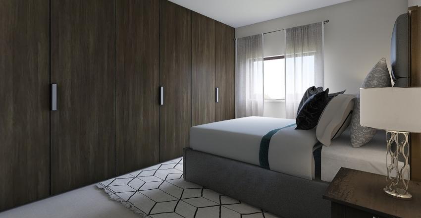 Projeto 2 casa da Pri e Mayclon  Interior Design Render