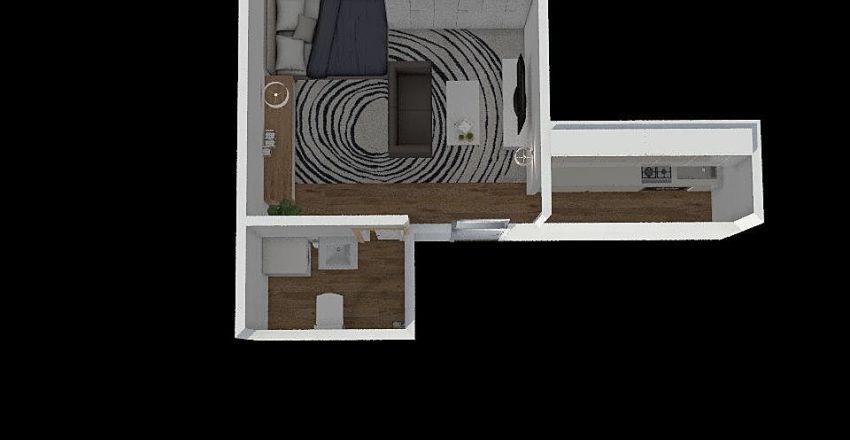 vicente 22 Interior Design Render