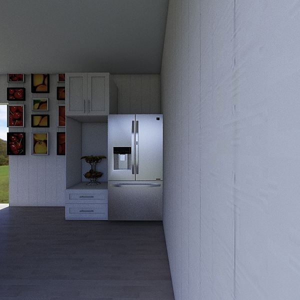 PLANO Interior Design Render