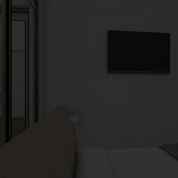 Casa Angélica Interior Design Render