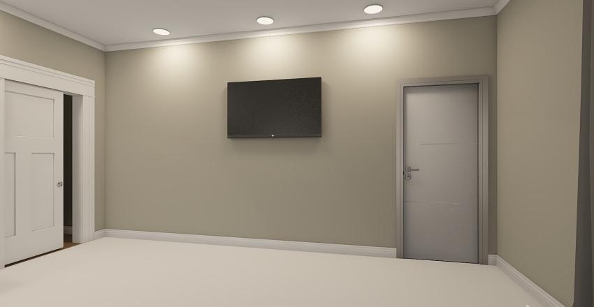 casa terrea  Interior Design Render