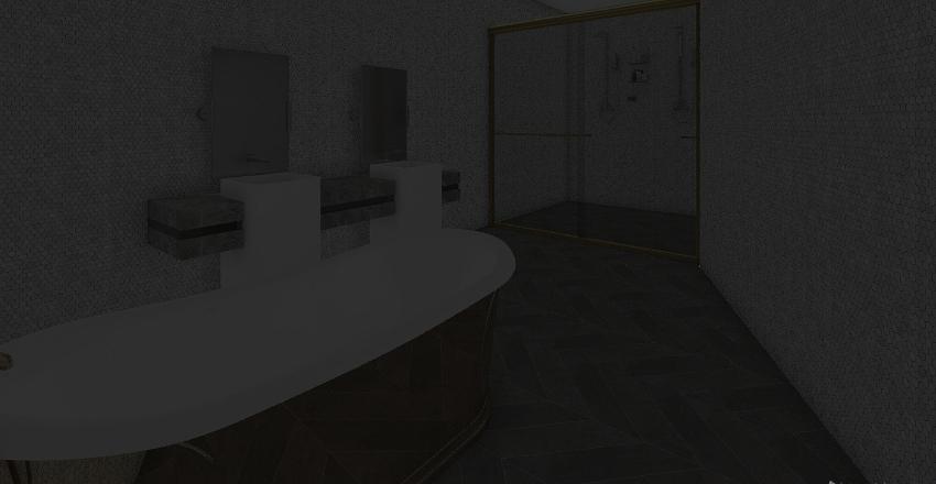 VIP SUITE Interior Design Render