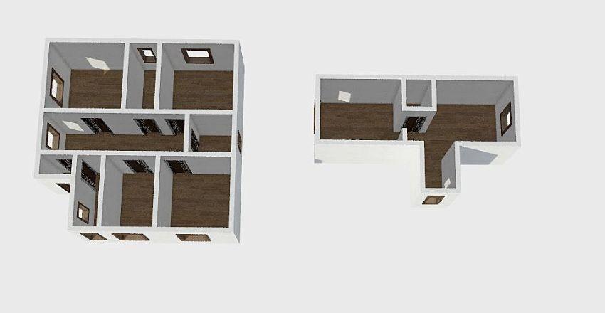 Дома_0260 Interior Design Render