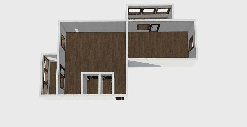 2-комн_0162 Interior Design Render