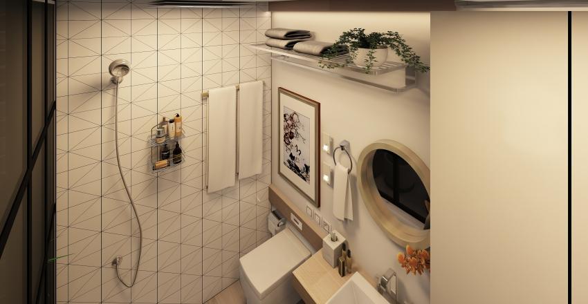 Minute /mʌɪˈnjuːt/  Interior Design Render