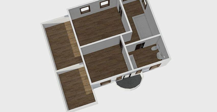 Дома_088 Interior Design Render