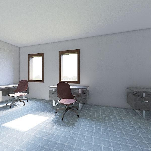 ESB 653 Interior Design Render
