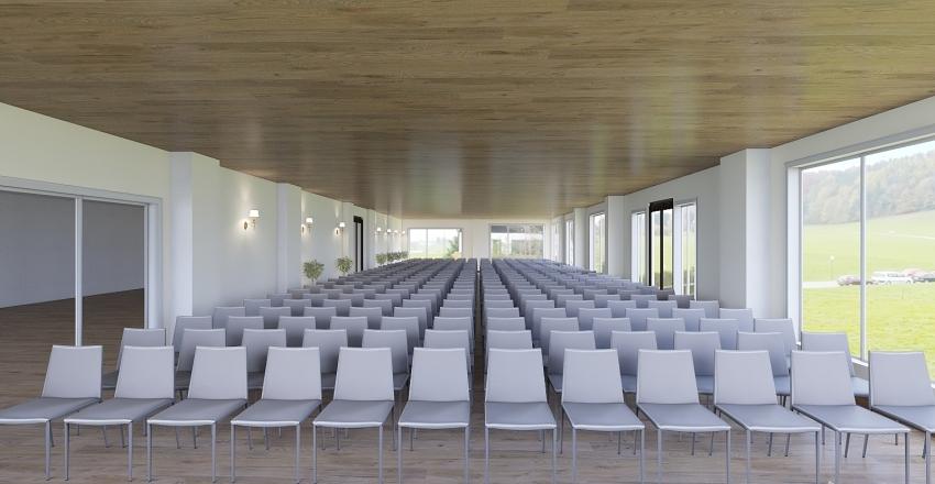 Mt Auditório | Sala Cascais | Hotel Estoril Interior Design Render