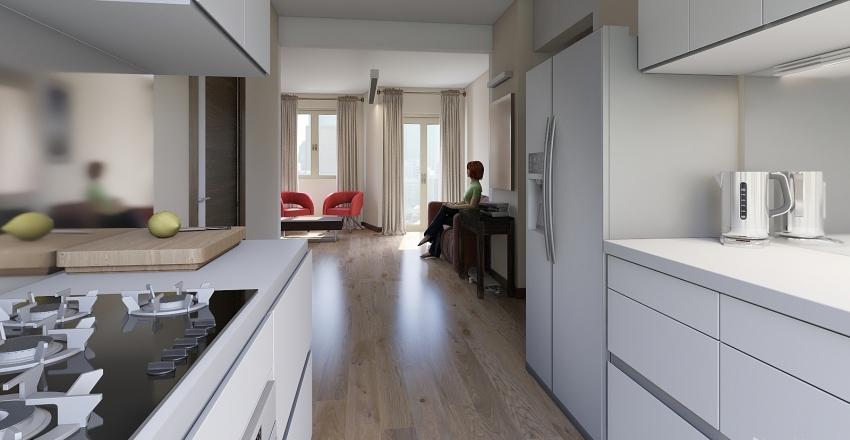 DEF CASA 04 Interior Design Render