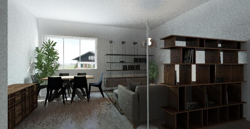 Gianluca progetto Interior Design Render