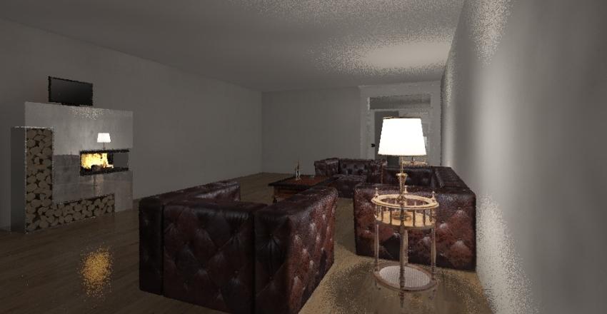 G.House Interior Design Render