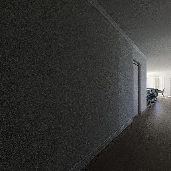 House #5 Interior Design Render