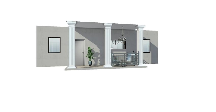 casa dos Interior Design Render