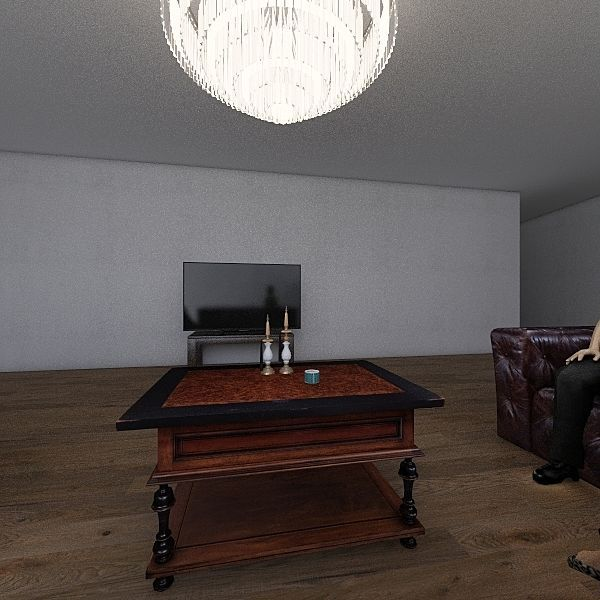 my house :) Interior Design Render